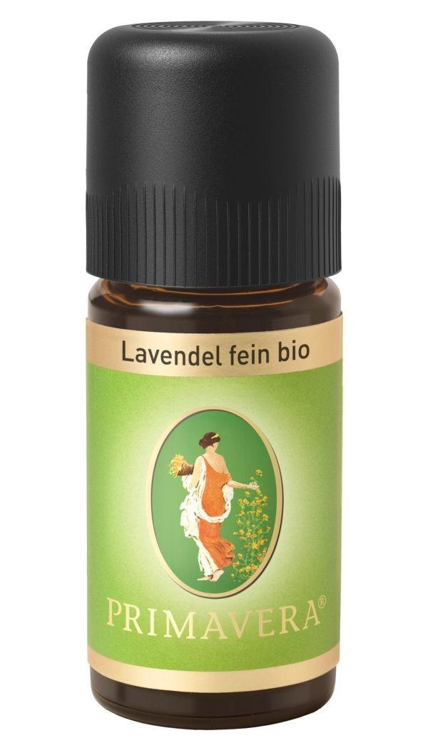 PRIMAVERA Lavendel fein bio Ätherisches Öl 10ml