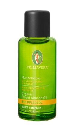 PRIMAVERA Mandelöl bio 50ml