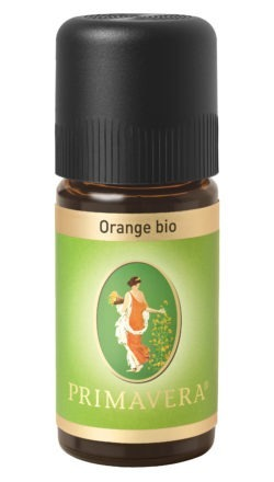 PRIMAVERA Orange bio Ätherisches Öl 10ml