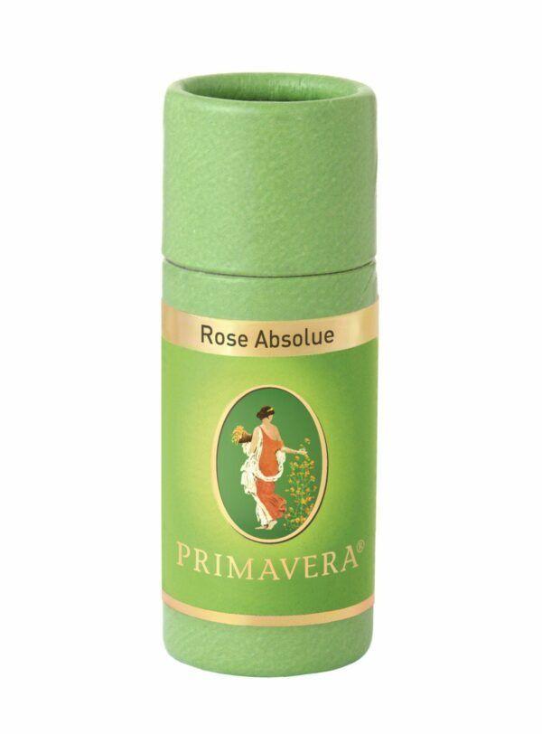 PRIMAVERA Rose Absolue Ätherisches Öl 1ml