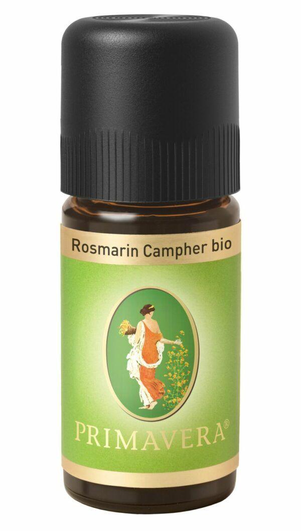 PRIMAVERA Rosmarin Campher bio Ätherisches Öl 10ml
