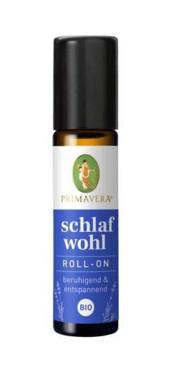 PRIMAVERA Schlafwohl Roll-On bio 10ml