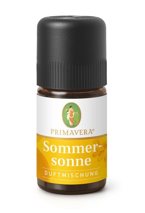 PRIMAVERA Sommersonne Duftmischung 5ml