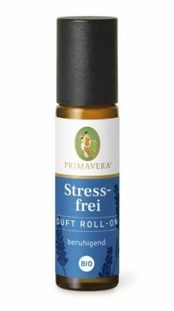 PRIMAVERA Stressfrei Duft Roll-On bio 10ml