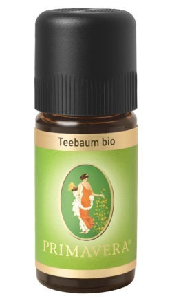 PRIMAVERA Teebaum bio Ätherisches Öl 10ml