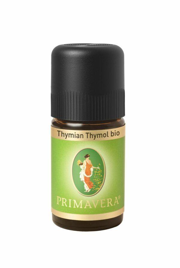 PRIMAVERA Thymian Thymol bio Ätherisches Öl 5ml