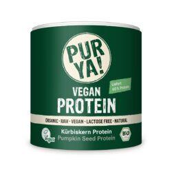 PURYA! Vegan Protein Kürbiskern Protein 250g