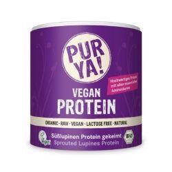 PURYA! Vegan Protein Süßlupinen Protein gekeimt 200g