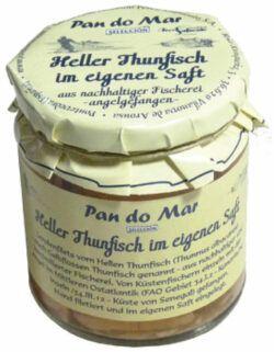 Pan do Mar Heller Thunfisch im eigenen Saft 6x220g