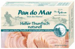 Pan do Mar Heller Thunfisch naturell 10x120g