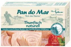Pan do Mar Thunfisch naturell 120g