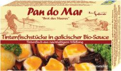 Pan do Mar Tintenfischstücke in galizischer Bio-Sauce 10x120g
