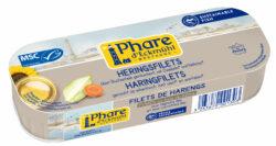 Phare d´Eckmühl Heringsfilets über Buchenholz geräuchert 11x150g