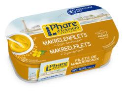 Phare d´Eckmühl Makrelenfilets mit Dijon-Senf 113g