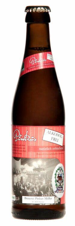 Pinkus Alkoholfrei 24er 10x0,33l