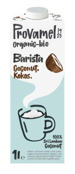 Provamel Bio Barista Kokos Drink, UHT 8x1l