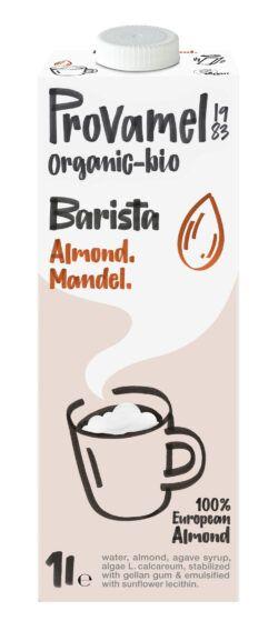 Provamel Bio Mandeldrink Barista 8x1l