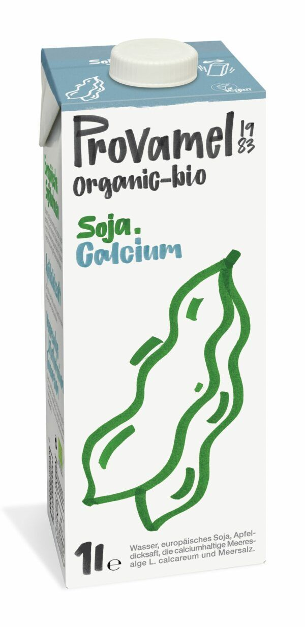 Provamel Bio Sojadrink Calcium 12x1l