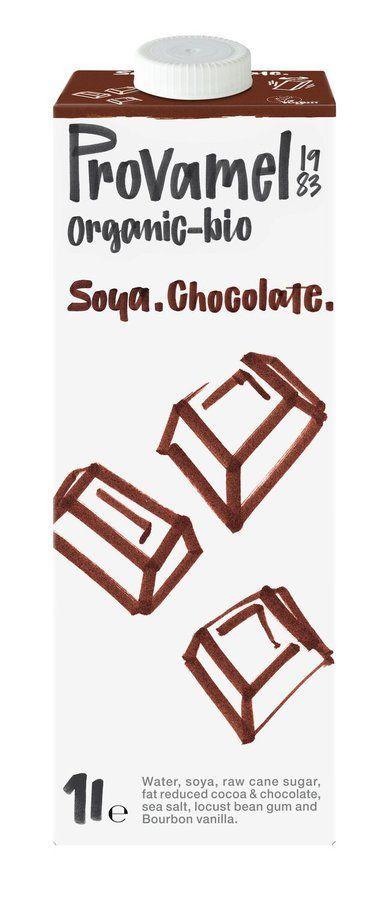 Provamel Bio Sojadrink Schokolade 8x1l