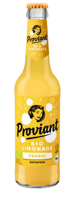 Proviant Berlin Orangenlimonade (Bio) 330ml
