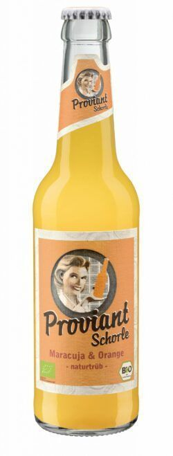 Proviant Berlin Schorle Maracuja & Orange (Bio) 24 x 330ml
