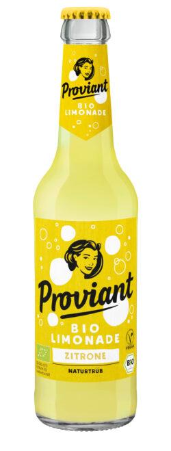 Proviant Berlin Zitronenlimonade (Bio) 24x330ml