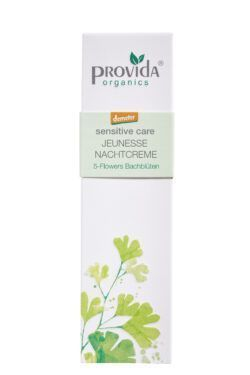 Provida Organics Jeunesse night cream - Demeter 50ml