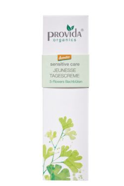 Provida Organics Jeunesse day cream - Demeter 50ml