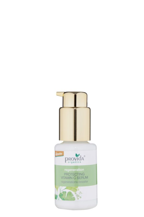 Provida Organics Mille Fleurs Vitamin C Serum - Demeter 30ml