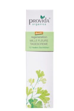 Provida Organics Mille Fleurs day cream - Demeter 50ml
