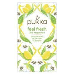 Pukka Bio Tee Feel Fresh 4x34g