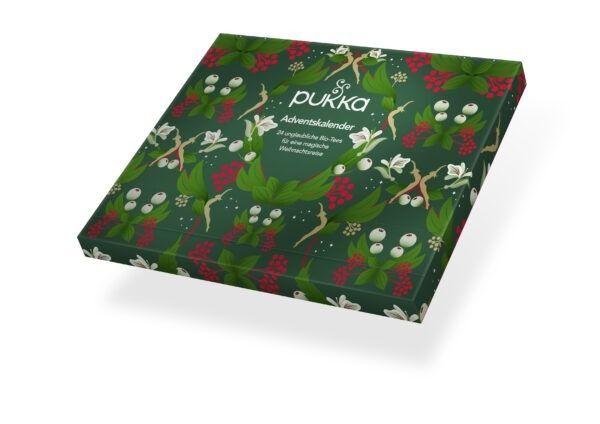 Pukka Bio Tee-Adventskalender 2020 10x1Stück