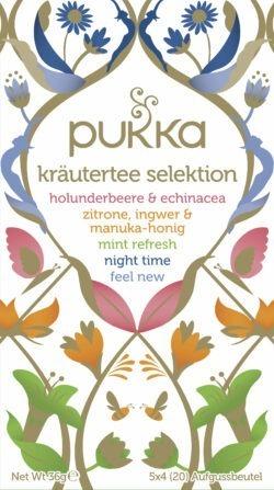 Pukka Kräutertee Selektion 4x20Btl