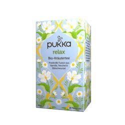 Pukka Relax 4x40g