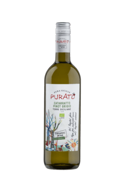 Purato Catarratto Pinot Grigio Terre Siciliane IGP 6x0,75l