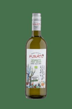 Purato Catarratto Pinot Grigio Terre Siciliane IGP 0,75l
