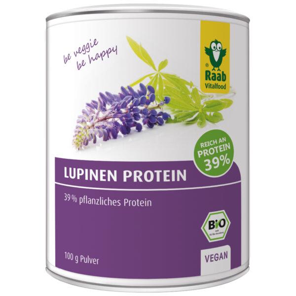 Raab Vitalfood BIO Lupinen Protein 100g