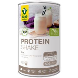 Raab Vitalfood BIO Protein Shake Pur 500g