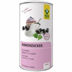 Raab Vitalfood Birkenzucker Premium 300g