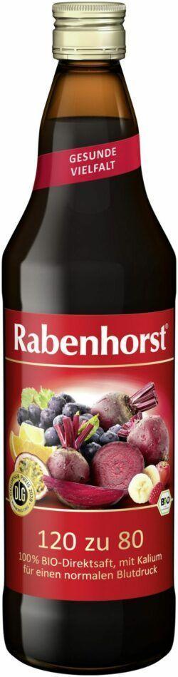 Rabenhorst 120 zu 80 BIO 6x750ml