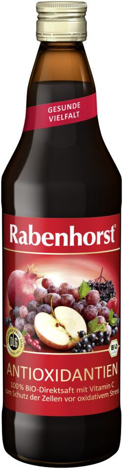Rabenhorst Antioxidantien BIO 6x750ml