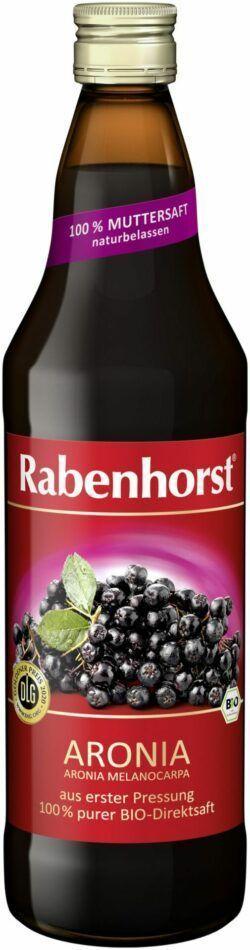 Rabenhorst Aronia Muttersaft Bio 6x750ml