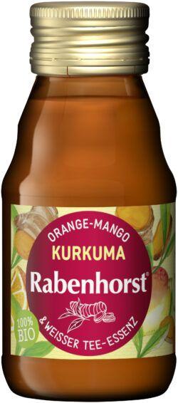Rabenhorst Kurkuma-Weißer Tee BIO Shot 10x60ml