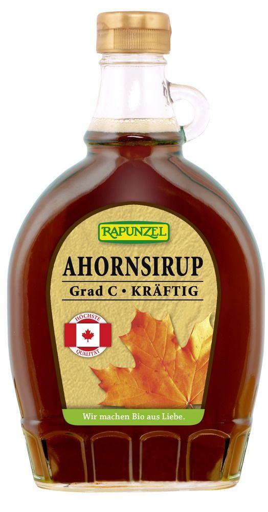 Ahornsirup Grad C