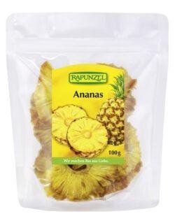 Rapunzel Ananas 10x100g