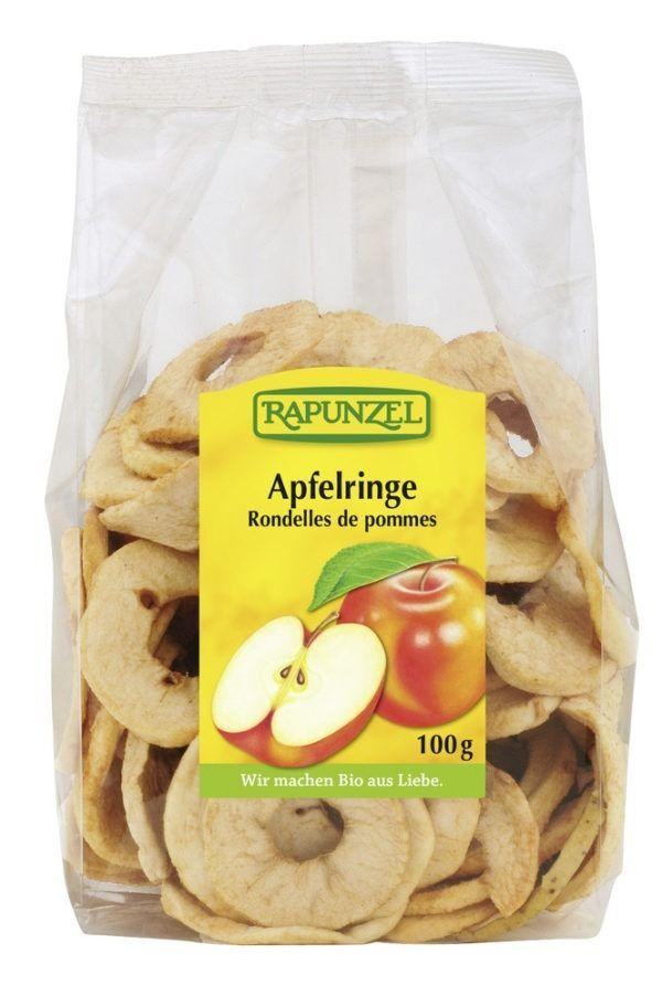 Rapunzel Apfelringe 6x100g