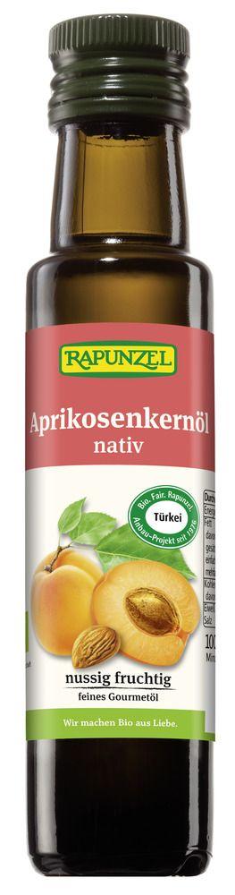 Rapunzel Aprikosenkernöl nativ, Projekt 4x100ml