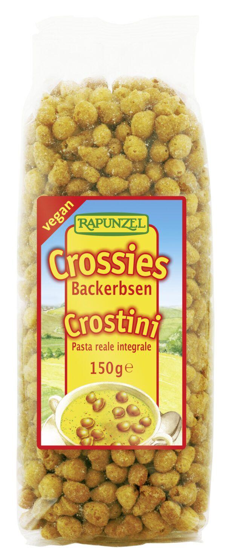 Rapunzel Backerbsen (Crossies) 150g