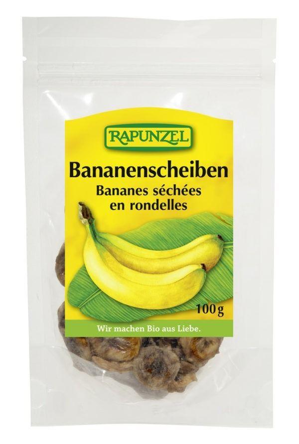 Rapunzel Bananenscheiben 10x100g