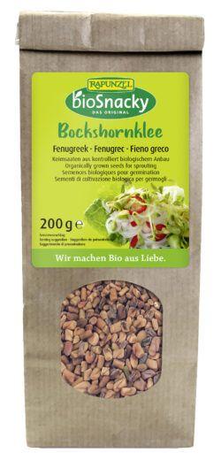 Rapunzel Bockshornklee bioSnacky 4x200g